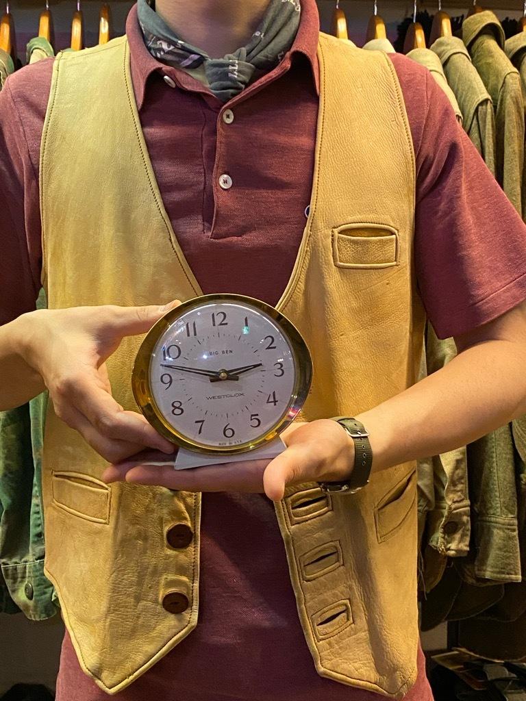 7月11日(土)マグネッツ大阪店アメリカン雑貨入荷日!! #1 AntiqueAlarmClock 1910\'~Westclox BigBen Style-1~9 &  INGRAHAM,ELGIN!_c0078587_19493796.jpg