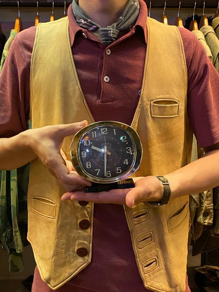 7月11日(土)マグネッツ大阪店アメリカン雑貨入荷日!! #1 AntiqueAlarmClock 1910\'~Westclox BigBen Style-1~9 &  INGRAHAM,ELGIN!_c0078587_19494338.jpg