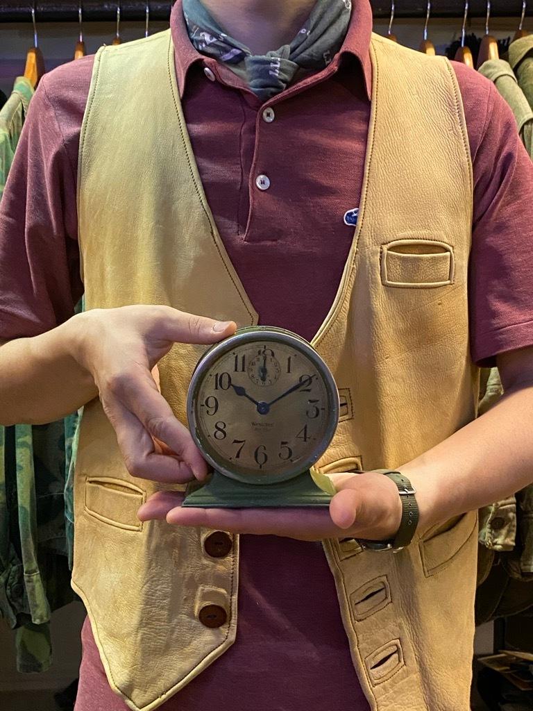 7月11日(土)マグネッツ大阪店アメリカン雑貨入荷日!! #1 AntiqueAlarmClock 1910\'~Westclox BigBen Style-1~9 &  INGRAHAM,ELGIN!_c0078587_19495201.jpg