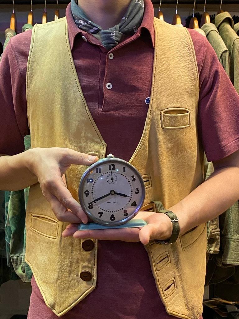 7月11日(土)マグネッツ大阪店アメリカン雑貨入荷日!! #1 AntiqueAlarmClock 1910\'~Westclox BigBen Style-1~9 &  INGRAHAM,ELGIN!_c0078587_19495518.jpg