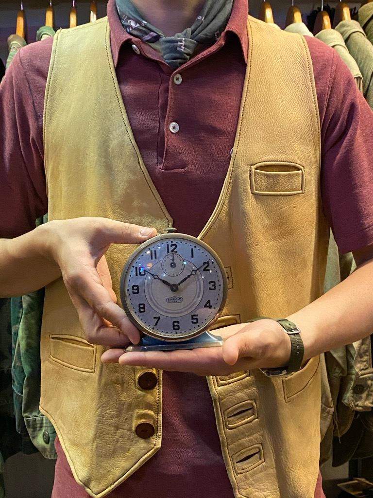 7月11日(土)マグネッツ大阪店アメリカン雑貨入荷日!! #1 AntiqueAlarmClock 1910\'~Westclox BigBen Style-1~9 &  INGRAHAM,ELGIN!_c0078587_19495944.jpg