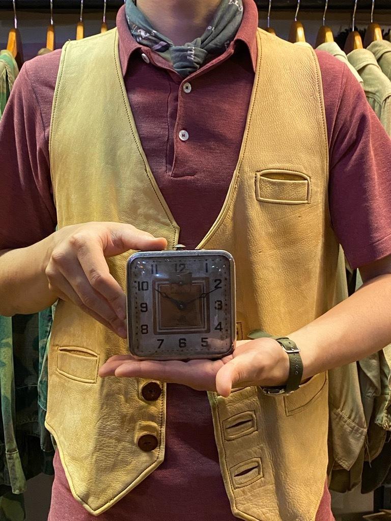 7月11日(土)マグネッツ大阪店アメリカン雑貨入荷日!! #1 AntiqueAlarmClock 1910\'~Westclox BigBen Style-1~9 &  INGRAHAM,ELGIN!_c0078587_19500581.jpg