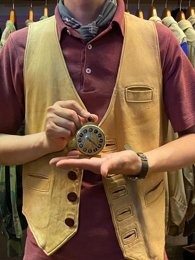 7月11日(土)マグネッツ大阪店アメリカン雑貨入荷日!! #1 AntiqueAlarmClock 1910\'~Westclox BigBen Style-1~9 &  INGRAHAM,ELGIN!_c0078587_19500995.jpg