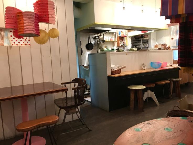 シンボパン(立川)ステキな異空間で美味しいフォッカッチャサンド♪_c0212604_9182385.jpg