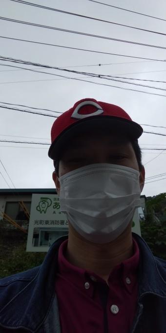 本日もアベノマスクよりコンビニのマスクで介護現場に出勤です!_e0094315_07541580.jpg