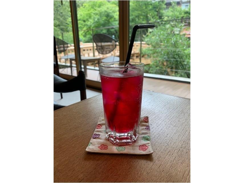 紫蘇ジュース作りました。_c0210517_16111118.jpg