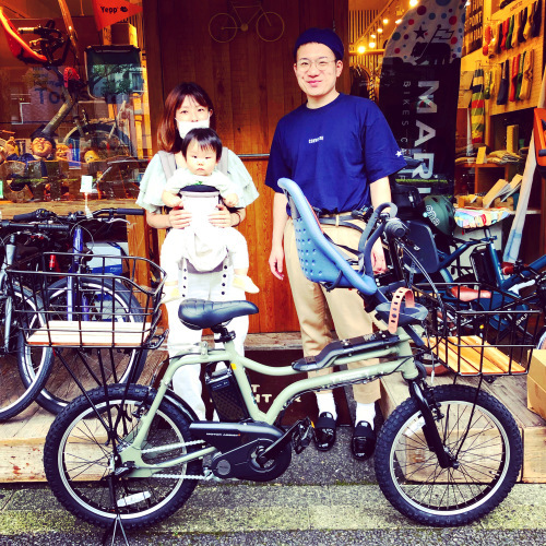 EZ! パナソニックez 電動自転車特集『バイシクルファミリー』Yepp ビッケ ステップクルーズ 電動自転車 おしゃれ自転車 チャイルドシート bobikeone BEAMS bp02 イーゼット_b0212032_17062832.jpeg