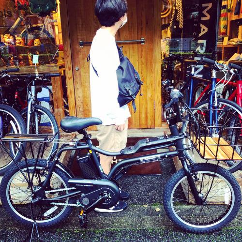 EZ! パナソニックez 電動自転車特集『バイシクルファミリー』Yepp ビッケ ステップクルーズ 電動自転車 おしゃれ自転車 チャイルドシート bobikeone BEAMS bp02 イーゼット_b0212032_17082320.jpeg