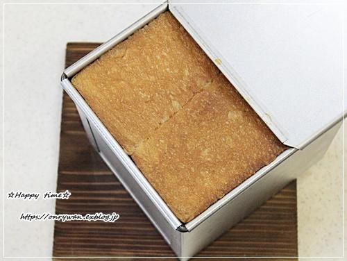 コロッケ弁当と正角食パン♪_f0348032_16112057.jpg
