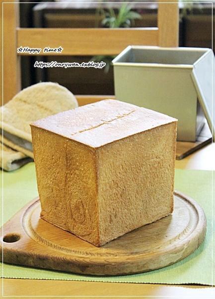 コロッケ弁当と正角食パン♪_f0348032_16112813.jpg