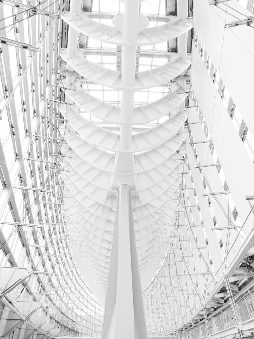 幾何学模様フェチ #4 東京国際フォーラム_f0050534_07402096.jpg