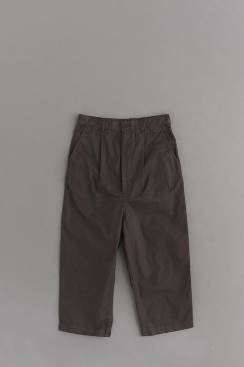 COMME des GARCONS HOMME Cotton Twill Sarrouel Pants (Grey)_d0120442_12531627.jpg