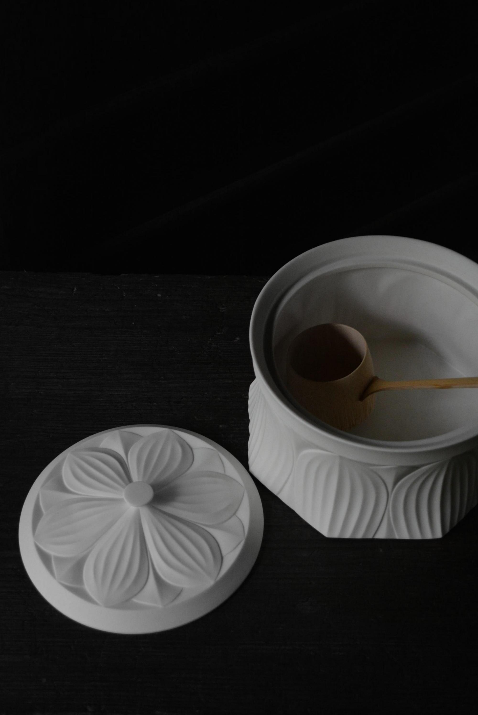 「若杉聖子展 PORCELIAN LOTUS」6日目_d0087761_0511885.jpg