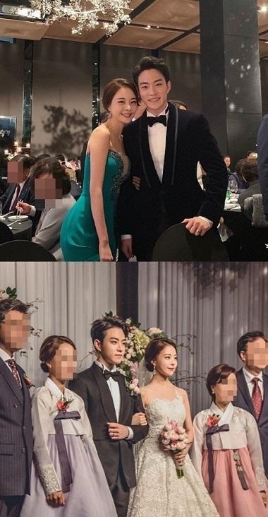 美女タレント キム・ミニョン 公開整形 ハートシグナル1のカーレーサー ソ・ジュウォンと結婚_f0158064_16225452.jpg