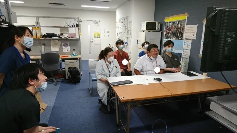 6/23(火)第2回WEB病院説明会を実施しました★_a0392969_16572442.jpg