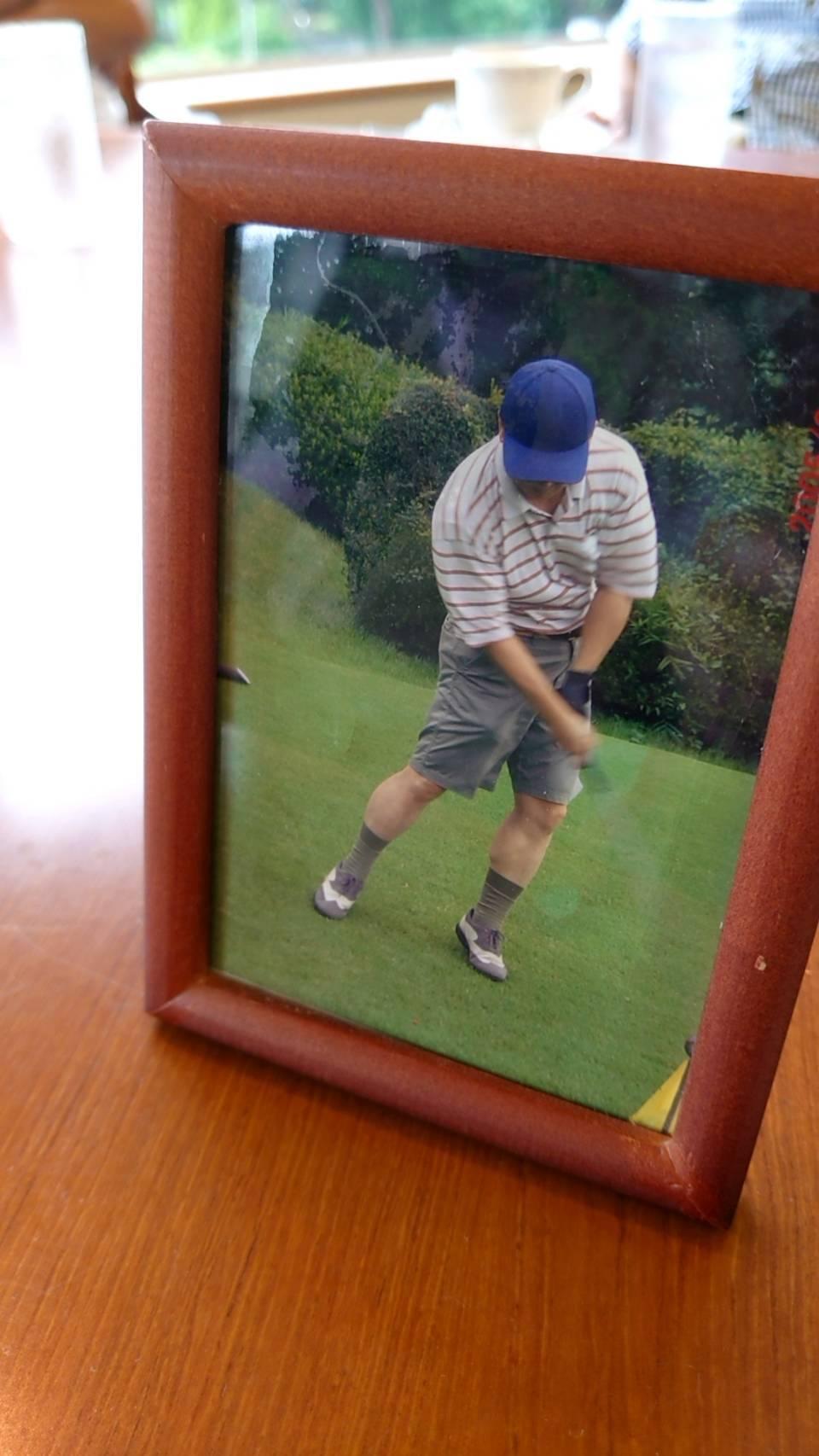 「初見さん追悼ゴルフ」_a0075684_12412775.jpg