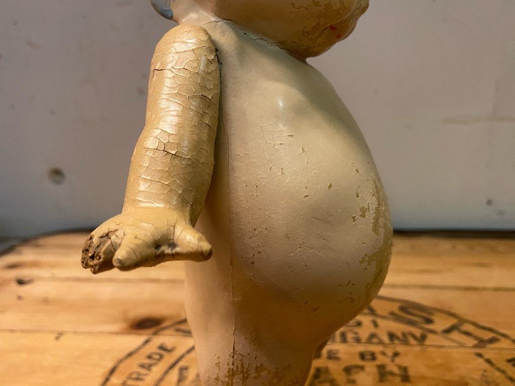 7月11日(土)マグネッツ大阪店アメリカン雑貨入荷日!! #2 Toy編!! 1913 Kewpie,50s MickyMouse,1982 E.T. & Piggy,Elephant!!_c0078587_14371780.jpg