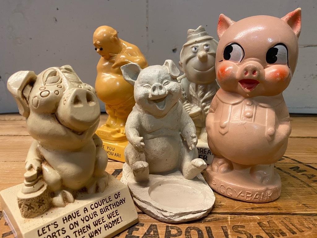 7月11日(土)マグネッツ大阪店アメリカン雑貨入荷日!! #2 Toy編!! 1913 Kewpie,50s MickyMouse,1982 E.T. & Piggy,Elephant!!_c0078587_15181980.jpg