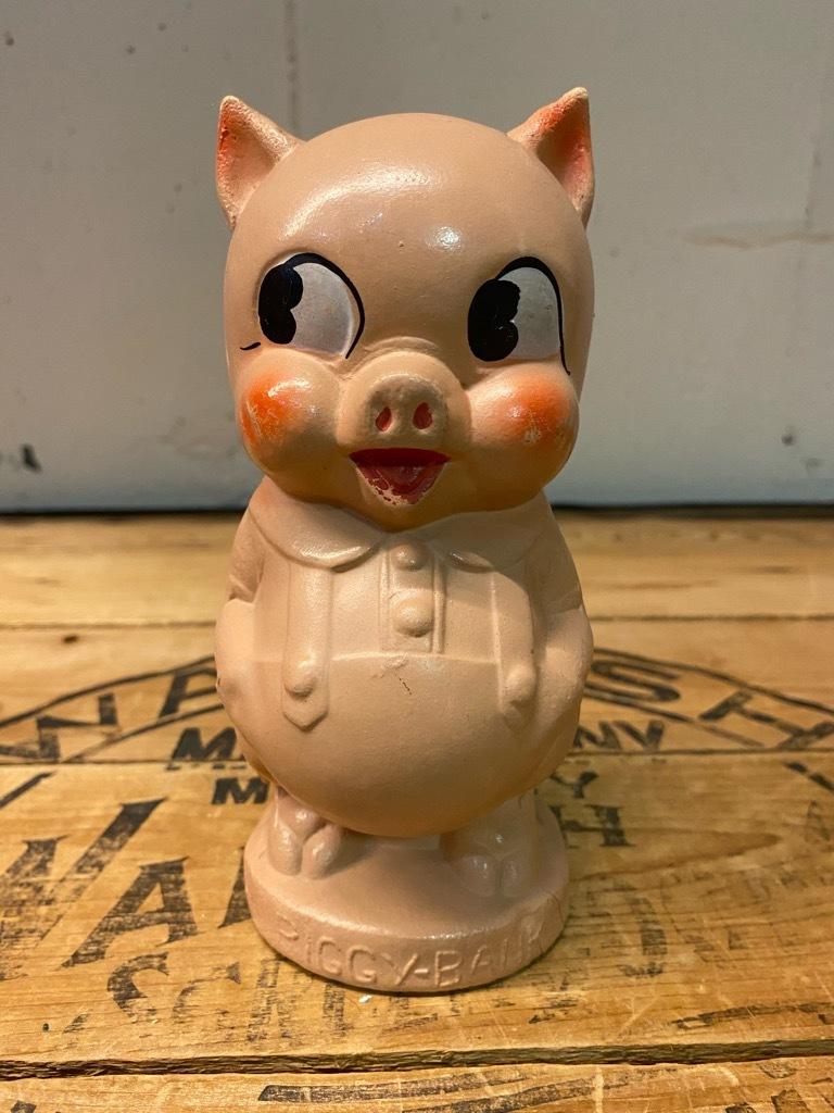 7月11日(土)マグネッツ大阪店アメリカン雑貨入荷日!! #2 Toy編!! 1913 Kewpie,50s MickyMouse,1982 E.T. & Piggy,Elephant!!_c0078587_15330393.jpg
