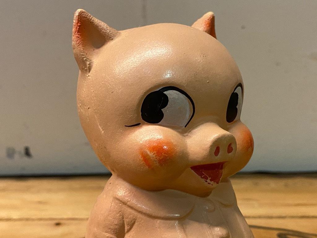 7月11日(土)マグネッツ大阪店アメリカン雑貨入荷日!! #2 Toy編!! 1913 Kewpie,50s MickyMouse,1982 E.T. & Piggy,Elephant!!_c0078587_15331201.jpg