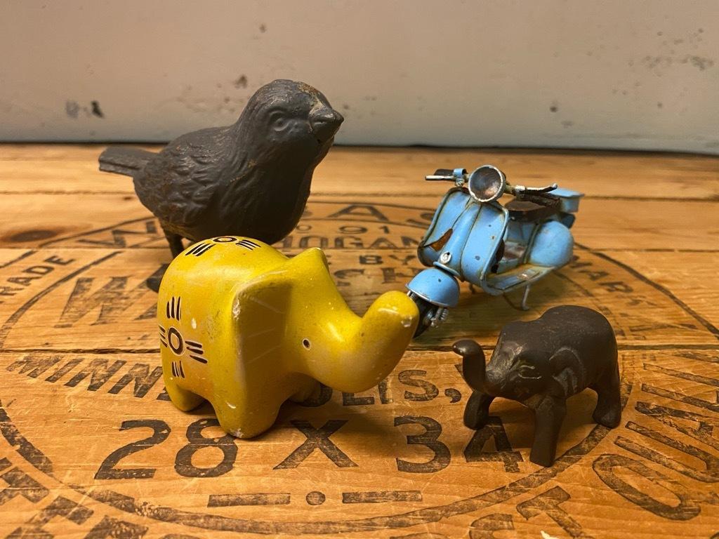 7月11日(土)マグネッツ大阪店アメリカン雑貨入荷日!! #2 Toy編!! 1913 Kewpie,50s MickyMouse,1982 E.T. & Piggy,Elephant!!_c0078587_15360010.jpg