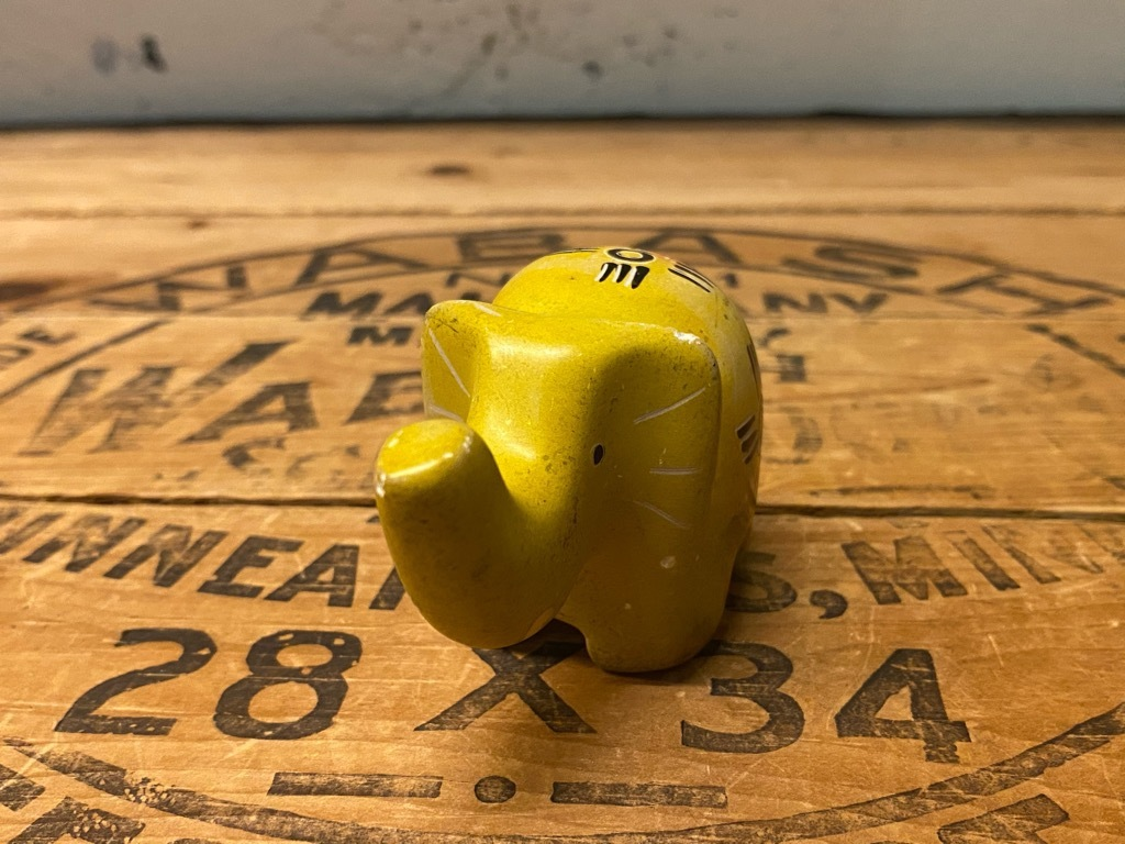 7月11日(土)マグネッツ大阪店アメリカン雑貨入荷日!! #2 Toy編!! 1913 Kewpie,50s MickyMouse,1982 E.T. & Piggy,Elephant!!_c0078587_15370066.jpg