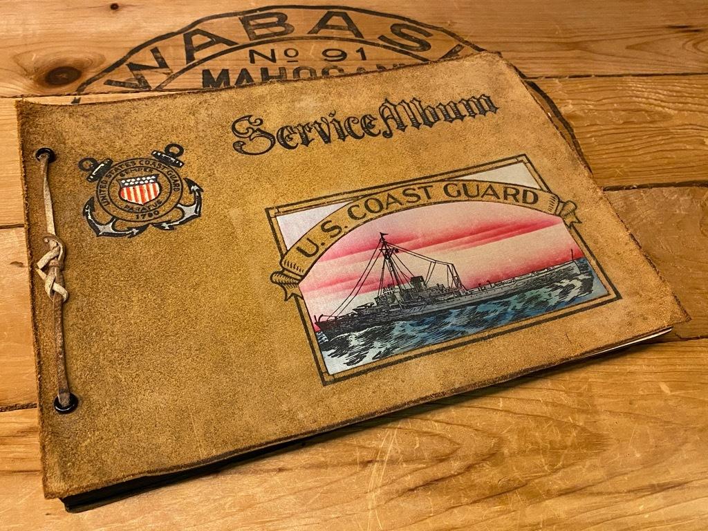7月11日(土)マグネッツ大阪店アメリカン雑貨入荷日!! #4 U.S.Military編!!  USS EyeGlasses,U.S.C.G Album & SouvenirScarf!!_c0078587_17273016.jpg