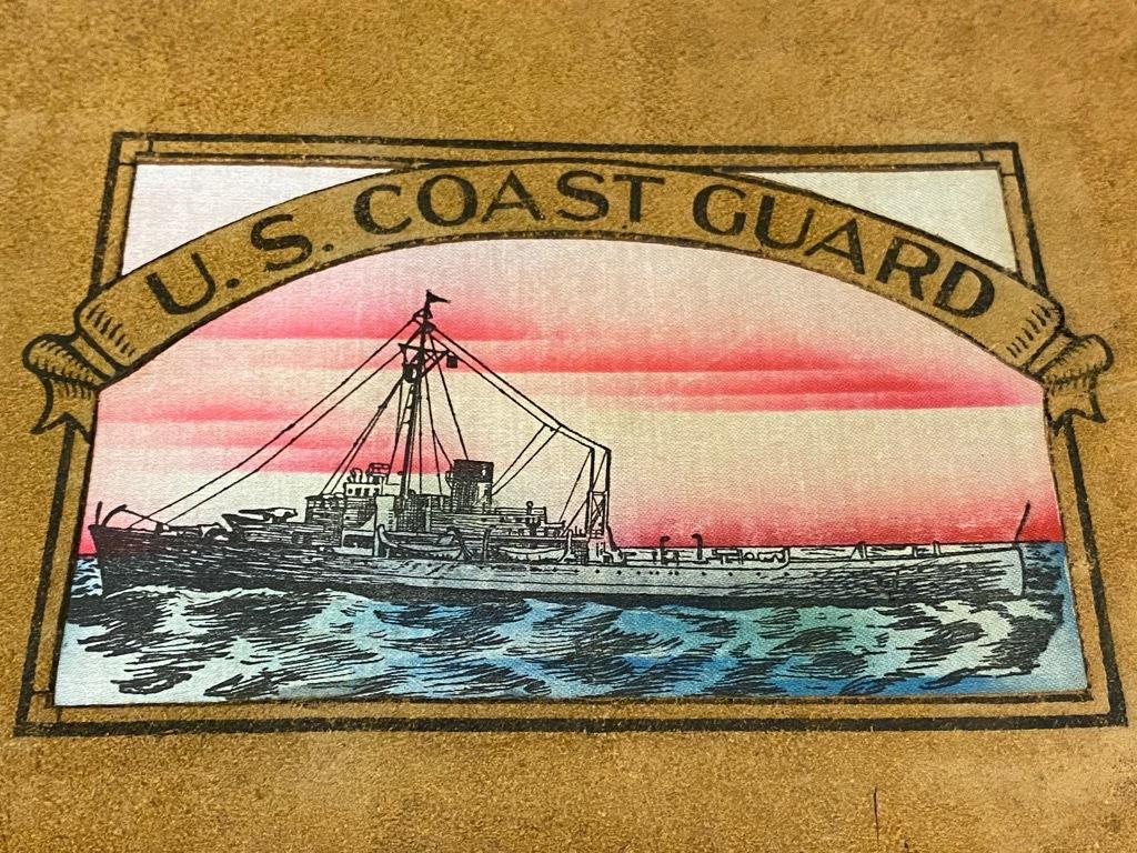 7月11日(土)マグネッツ大阪店アメリカン雑貨入荷日!! #4 U.S.Military編!!  USS EyeGlasses,U.S.C.G Album & SouvenirScarf!!_c0078587_17273445.jpg