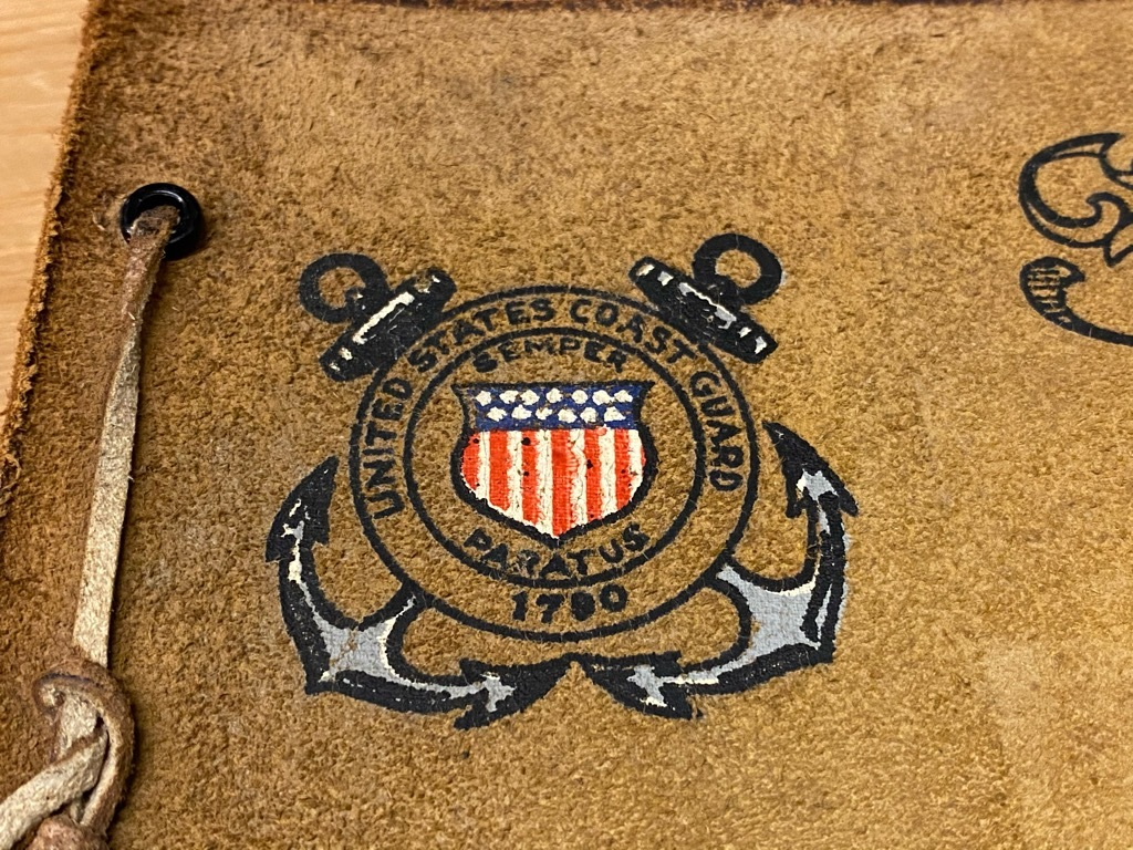 7月11日(土)マグネッツ大阪店アメリカン雑貨入荷日!! #4 U.S.Military編!!  USS EyeGlasses,U.S.C.G Album & SouvenirScarf!!_c0078587_17273489.jpg