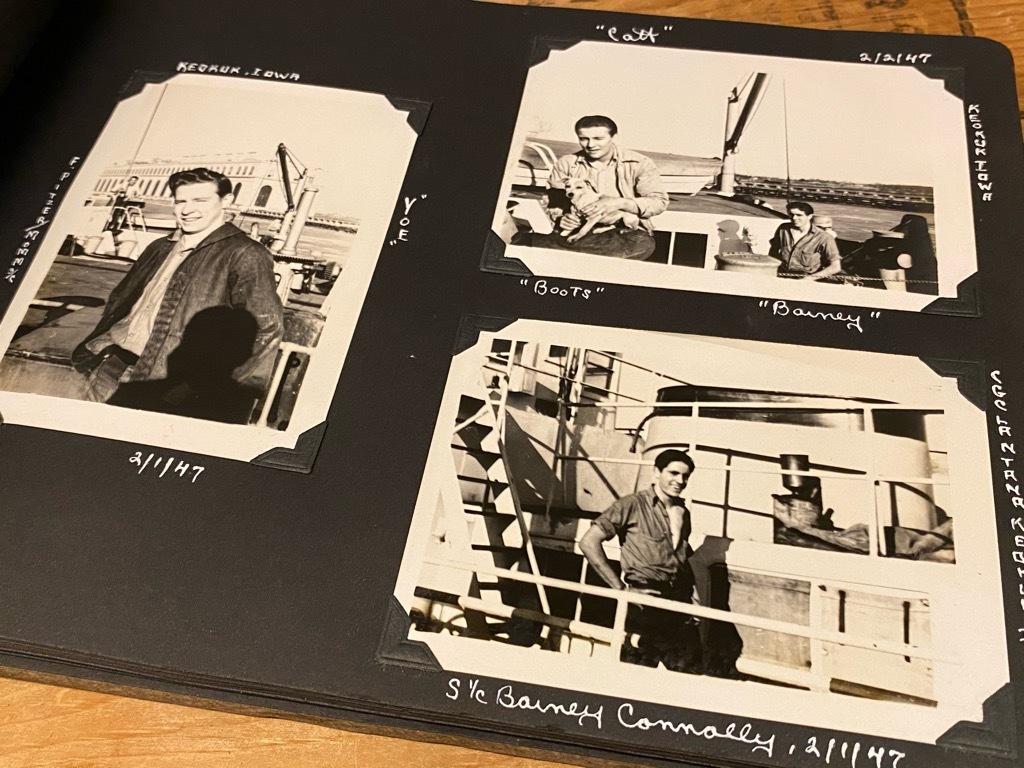 7月11日(土)マグネッツ大阪店アメリカン雑貨入荷日!! #4 U.S.Military編!!  USS EyeGlasses,U.S.C.G Album & SouvenirScarf!!_c0078587_17274330.jpg