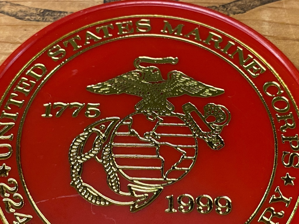 7月11日(土)マグネッツ大阪店アメリカン雑貨入荷日!! #4 U.S.Military編!!  USS EyeGlasses,U.S.C.G Album & SouvenirScarf!!_c0078587_18164053.jpg