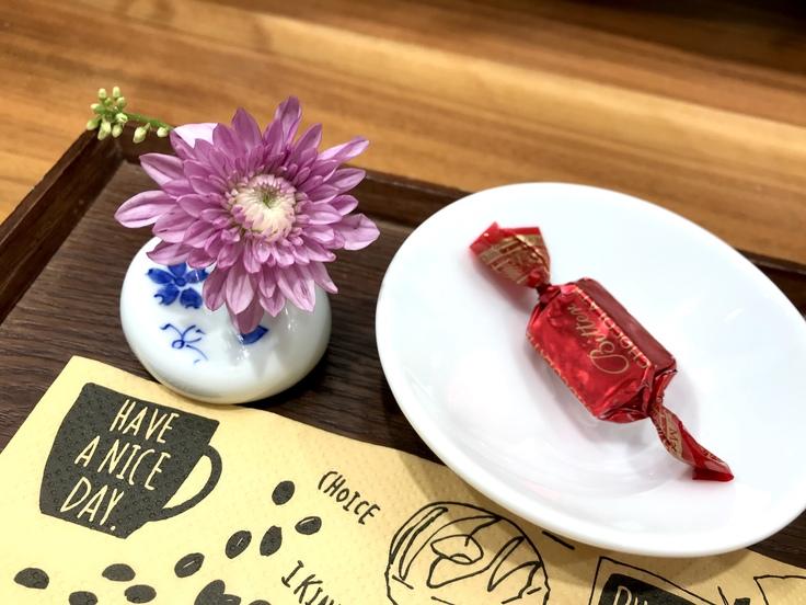 「なつみずき」の苺生クリームサンドでモーニング♪@メルヘン(立川駅)_c0212604_12203251.jpg
