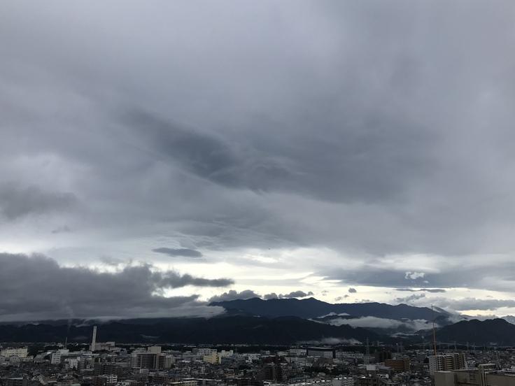 おはよう丹沢! リニア駅予定地のいま。_c0212604_744539.jpg