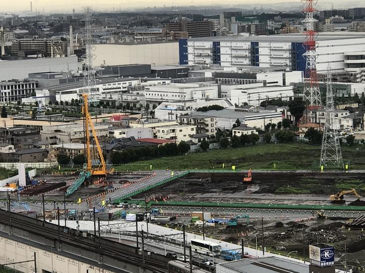 おはよう丹沢! リニア駅予定地のいま。_c0212604_7462563.jpg
