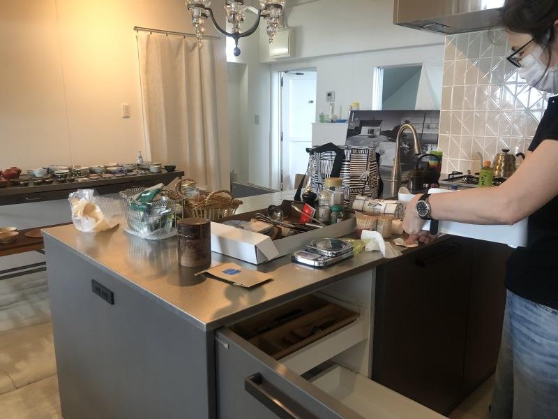 「素敵なキッチン収納セミナー」を開催しました。_e0029115_13143403.jpg