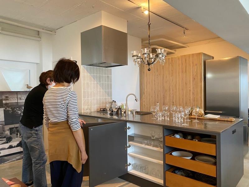 「素敵なキッチン収納セミナー」を開催しました。_e0029115_13145991.jpg