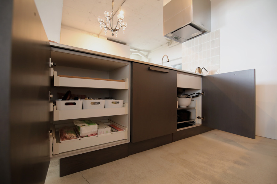 「素敵なキッチン収納セミナー」を開催しました。_e0029115_13181162.jpg