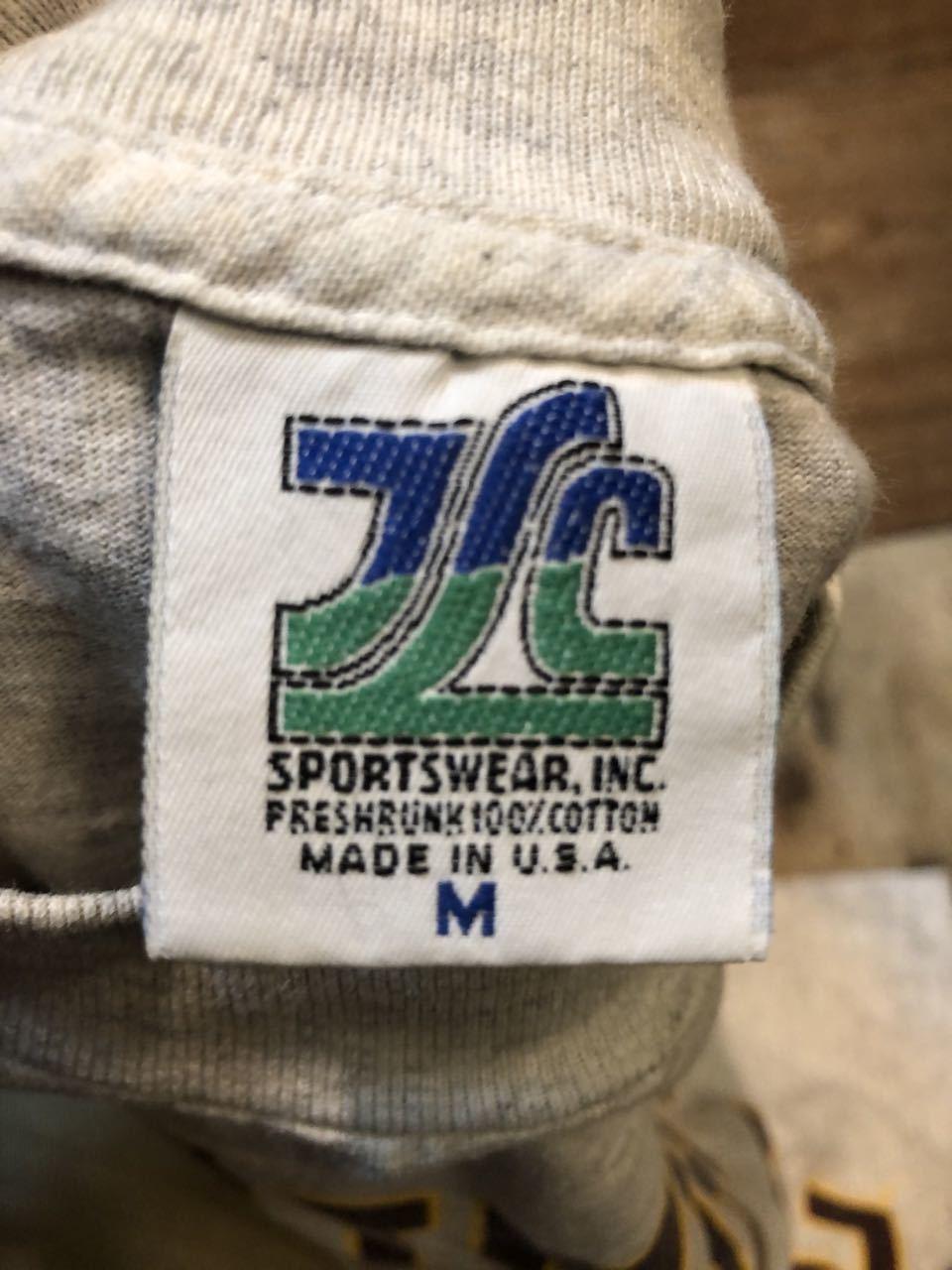 7月11日(土)入荷!90s MADE IN U.S.A sports wear co ARIZONA STATE カレッジTシャツ!_c0144020_13332326.jpg