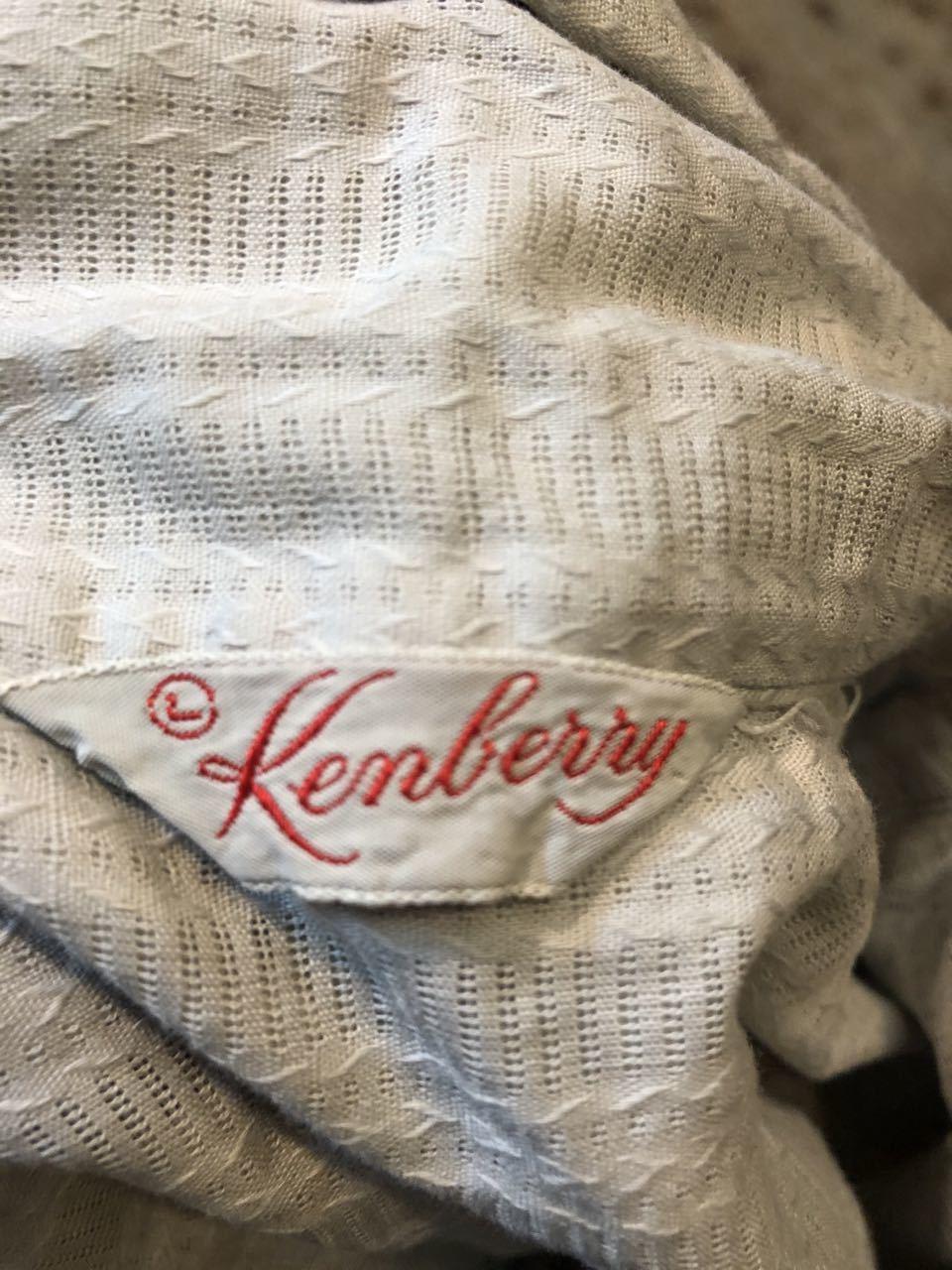 7月11日(土)入荷!50s all cotton Kenberry オープンカラーシャツ!_c0144020_13434870.jpg