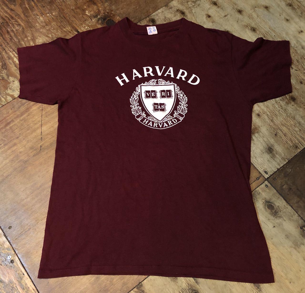 7月11日(土)入荷!80s チャンピオン トリコタグ HARVARD Tシャツ!_c0144020_13565578.jpg