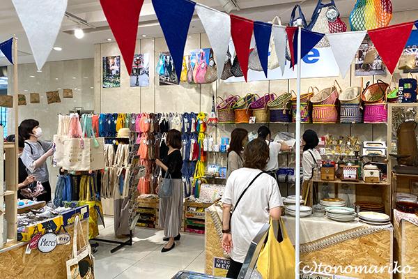 福岡・大丸天神店「ぼわっと」ポップアップショップ始まってます!_c0024345_10270792.jpg