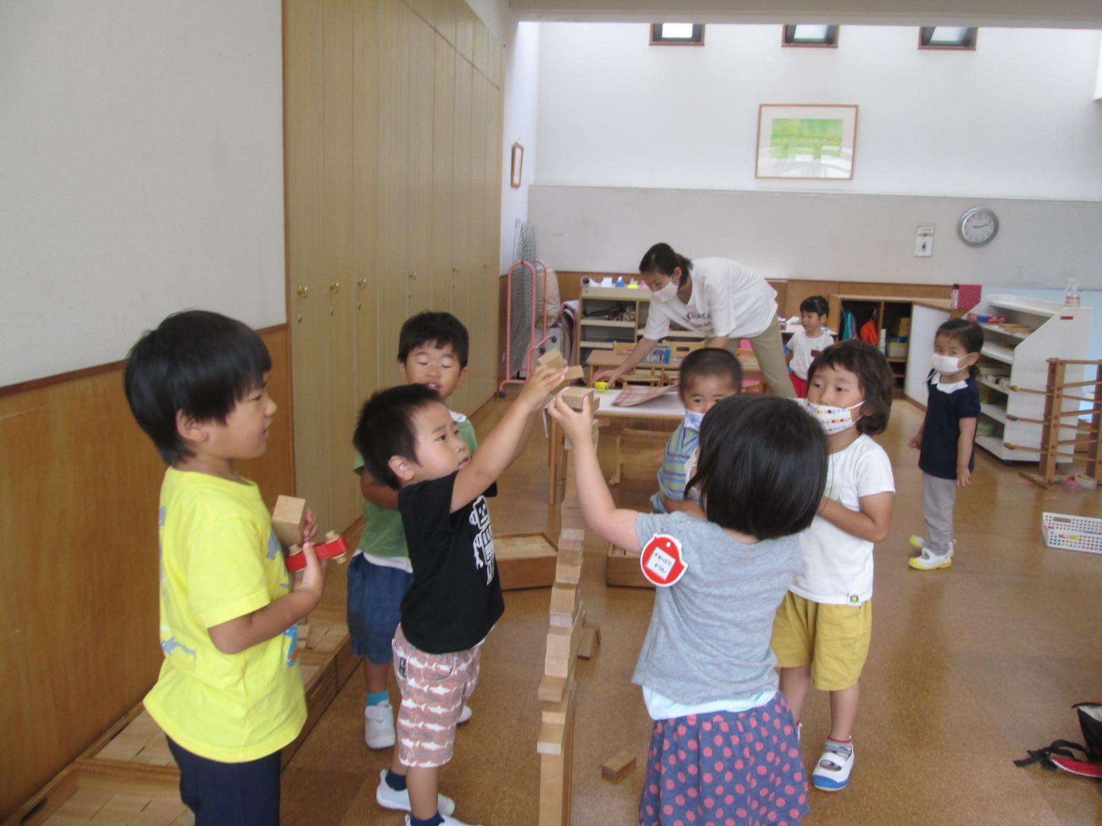6月の千鳥幼稚園のこどもたち_e0209845_16584215.jpg