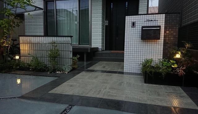 岐阜市の外構工事をゆるーく解説の巻 ver.2.0_e0361655_16594406.jpg