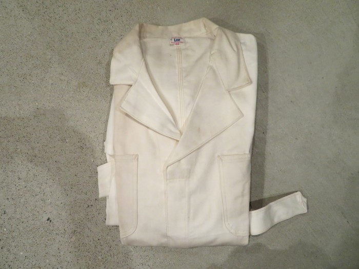 50\'s DEAD STOCK Lee SERVICE COAT NOS_e0187362_12320986.jpg