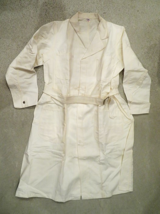 50\'s DEAD STOCK Lee SERVICE COAT NOS_e0187362_12325209.jpg