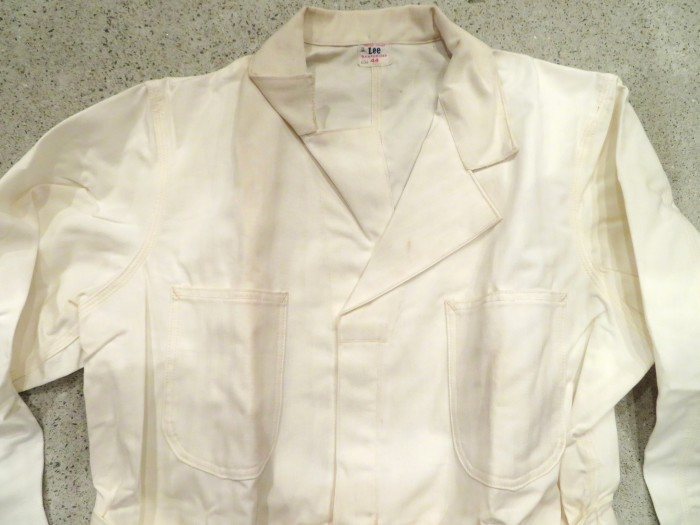 50\'s DEAD STOCK Lee SERVICE COAT NOS_e0187362_12331339.jpg