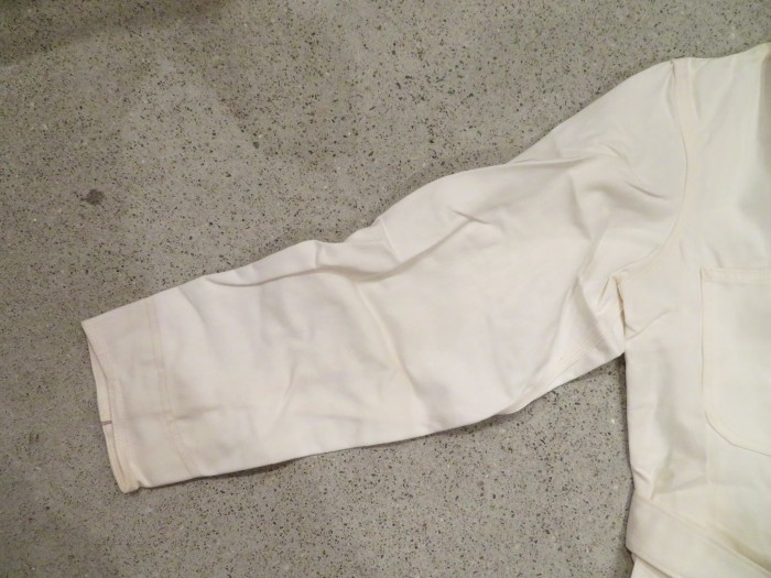 50\'s DEAD STOCK Lee SERVICE COAT NOS_e0187362_12371682.jpg