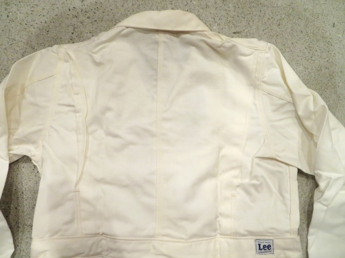 50\'s DEAD STOCK Lee SERVICE COAT NOS_e0187362_12374932.jpg