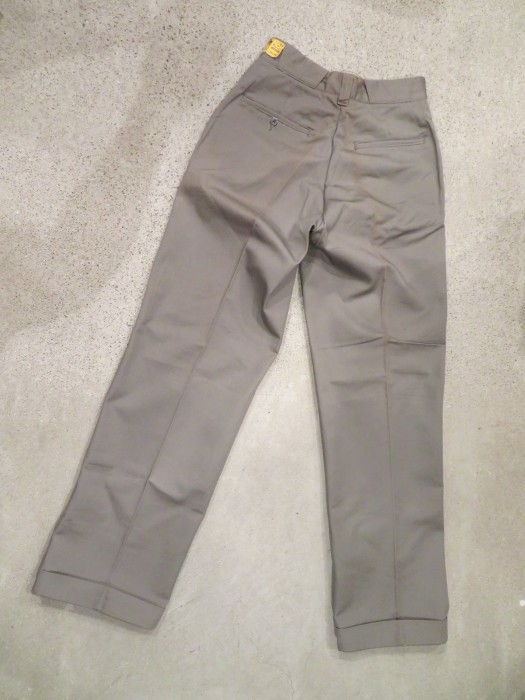 50\'s DEAD STOCK WASHINGTON DEE CEE WORK TROUSERS NOS  _e0187362_19265231.jpg