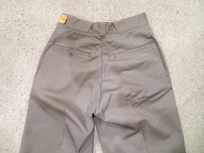 50\'s DEAD STOCK WASHINGTON DEE CEE WORK TROUSERS NOS  _e0187362_19271183.jpg